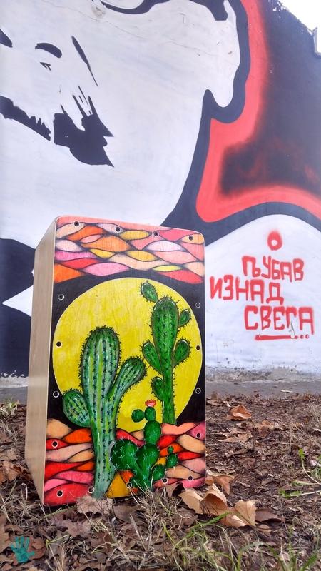 cajon cactus srbija